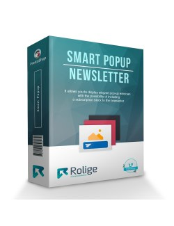 Smart Popup (Newsletter Popup) Module for PrestaShop